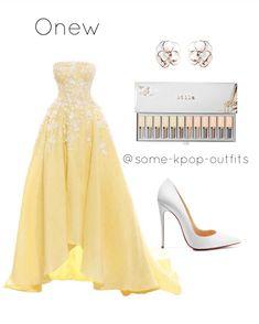 Prom Outfits, Kpop Fashion Outfits, Dressy Outfits, Mode Outfits, Stylish Outfits, Fashion Dresses, Ball Gown Dresses, Evening Dresses, Elegant Dresses