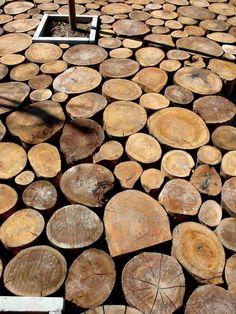 wood floor Museo del Agua Renovación de un antiguo molino de agua JUAN DOMINGO SANTOS