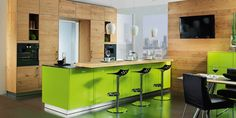 Lucca lime green, wild oak