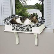 How to Build a Cat Window Box | eHow