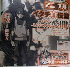 Naruto Shippuden: Kid Itachi y Shisui Sparring Visuales de Nueva Arco   Isla Saiyan