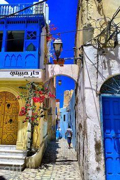 Tunisie côté mer - Médina de Sousse (photo Afif Mehri)