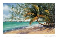 Seven Mile Beach Prints by Lois Brezinski at AllPosters.com