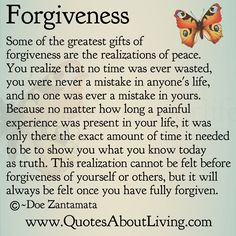 Quotes About Living - Doe Zantamata: Forgiveness - Gifts Spiritual Quotes, Wisdom Quotes, Quotes To Live By, Me Quotes, Motivational Quotes, Inspirational Quotes, Positive Vibes, Positive Quotes, Positive Images