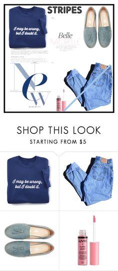 """""""Untitled #119"""" by tinacreations ❤ liked on Polyvore featuring Levi's and Charlotte Russe"""