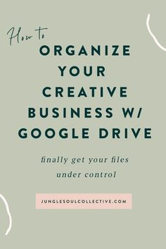 How to Organize Business Files Usin Small Business Resources, Business Advice, Business Entrepreneur, Business Planning, Small Business Organization, Folder Organization, Organization Hacks, Organizing, Time Management Tips