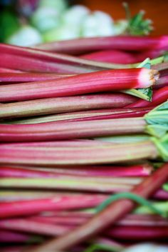Recipe: Quick Rhubarb Compote (w/Strawberries) - The Tender Foodie - The Tender Palate. For Foodies with Food Allergies.