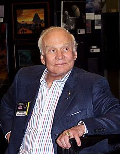Buzz Aldrin Plans On Taking People To Mars By 2035 -  [Click on Image Or Source on Top to See Full News]