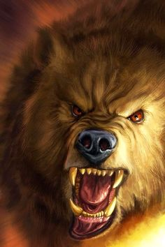 I think this is a bear but still awesome
