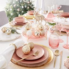 """Kmart Australia on Instagram: """"Add a touch of class to your Christmas Day lunch with our $1.50 Matte Blush dinnerware for an event that will always be remembered.…"""""""