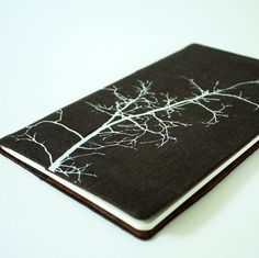 Branch notebook $24