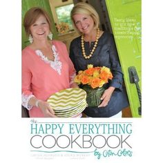 Happy Everything Cookbook - ends 8/28