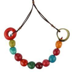 Kette CIRCLES multicoloured, Tagua 28 EUR