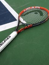 HEAD Graphene Radical Midplus 2014. Love this tennis racquet.