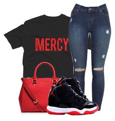 featuring adidas Originals and MICHAEL Michael Kors Swag Outfits For Girls, Teenage Girl Outfits, Cute Swag Outfits, Cute Comfy Outfits, Teenager Outfits, Teen Fashion Outfits, Lazy Outfits, Trendy Outfits, School Outfits