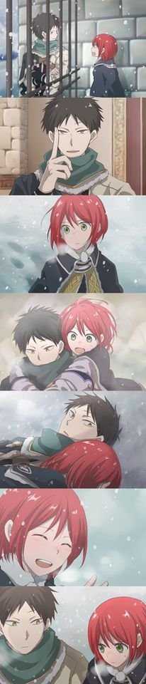 I kinda shipped Obi with Shirayuki because they seemed to get along pretty well. Actually, scratch that. I wanna ship myself with Obi