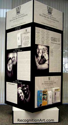 RecognitionArt is the premier provider of donor displays, recognition walls, plaques, signs & more. Start your FREE DESIGN today! Glass Signage, Donor Wall, Phase 2, Corian, Wall Ideas, School Projects, Plexus Products, Kids Meals, Fundraising