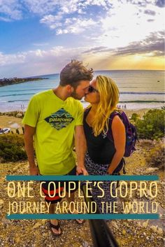 One Couples GoPro Journey Around the World from Poland, to Cyprus, to Turkey. This adventure is told through photos.