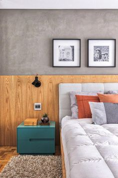 Home Decoration For Birthday Party Product Guest Room Decor, Home Decor Bedroom, Gray Bedroom, Bedroom Colors, Rustic Furniture, Home Furniture, Cafe Interior, Interior Design, Ceiling Decor