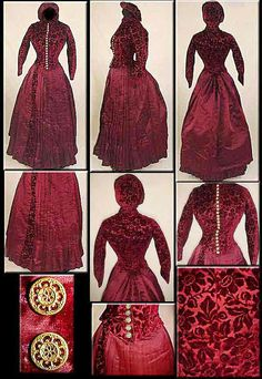 1885 Embossed Velvet