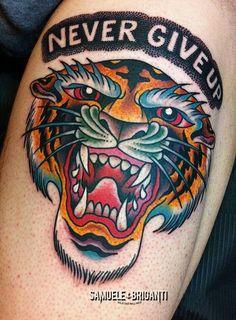 #Old school Tattoo