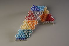 Free Loom Bead Patterns | Bead Heart Pattern – Catalog of Patterns