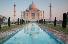 Taj Mahal - Taj Mahal, Agra, India