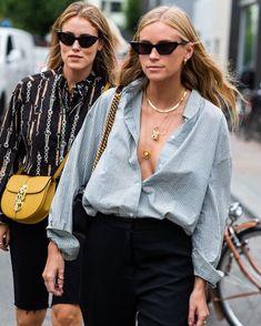 Instagram post by Mao • Jun 27, 2019 at 9:44am UTC Work Fashion, Fashion Looks, Fashion Outfits, Womens Fashion, Fashion Trends, Spring Summer Fashion, Autumn Fashion, Vogue Fashion, Street Style Looks