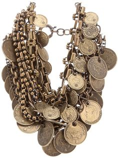 love this coin necklace, not the price though