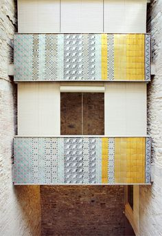 texture/color/pattern    Casa Collage, Elizabet Capdeferro, Bosch.capdeferro arquitectures
