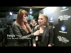 The Frag Dolls present The Black Eyed Peas Experience Launch Party