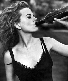 Nicole Kidman rocking pale skin
