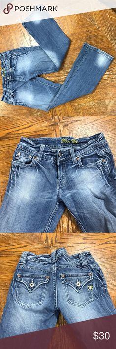 26 Miss Me Denim Stretch Jeans 26 Miss Me Denim Stretch Jeans Miss Me Jeans