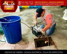 DESTAPES DE CAÑERÍAS EN BOGOTÁ Realizamos destapes de cañerías sin romper con sondas electricas o presurizado de tuberias en Bogotá, gracias a que contamos con equipos especiales para cada tipo de trabajo podemos realizar destapes de manera rápida y efectiva.