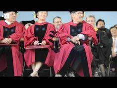 FHC e Spielberg recebem título de doutor honoris causa da Harvard