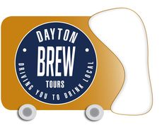 Experimental logo for brewery bus tours