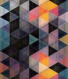 ¿Triangulos o cubos?