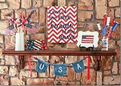 Jean Pocket USA Bunting - That's What {Che} Said...