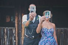 North Carolina Bohemian Wedding
