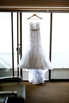 Gorgeous wedding dress from Sottero and Midgley