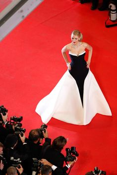 "Blake Lively Blake Lively attends the ""Captives"" premiere during the 67th Annual Cannes Film Festival on May 16, 2014 in Cannes, France."