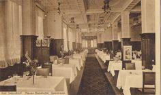 Speisesaal Hotel Badehof 1924