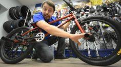 Обзор велосипеда BMX Stark Gravity 2016