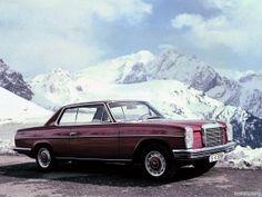 MB Coupe 220e-280ce