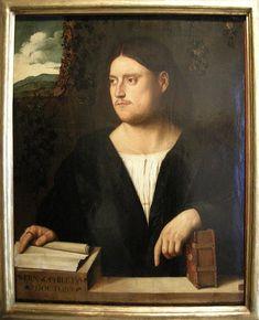 File:Bernardino licino, ritratto virile.JPG