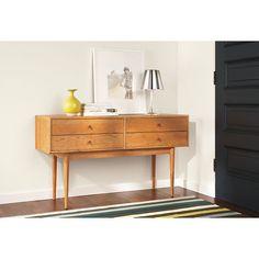 Room & Board - Grove 54w 18d 30h Console Table