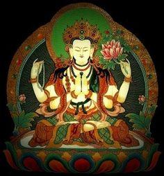 Mantra Of Avalokiteshvara | Mantra of Avalokiteshvara for Enlightenment!
