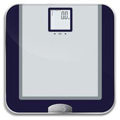 Eatsmart Precision Tracker Digital Bathroom Scale W 400 Lb Capacity And Accutrack Birthday Gift
