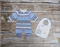 Ubranka dla dzieci. Endo ubranka z charakterem. Delikatne ubranka z wysokiej jakości bawełny dla niemowlaka: http://endo.pl