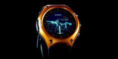 Ya se encuentra a la venta el reloj inteligente de Casio http://j.mp/1Tea45d    #Casio, #CES2016, #Gadgets, #Noticias, #Tecnología, #WSDF10